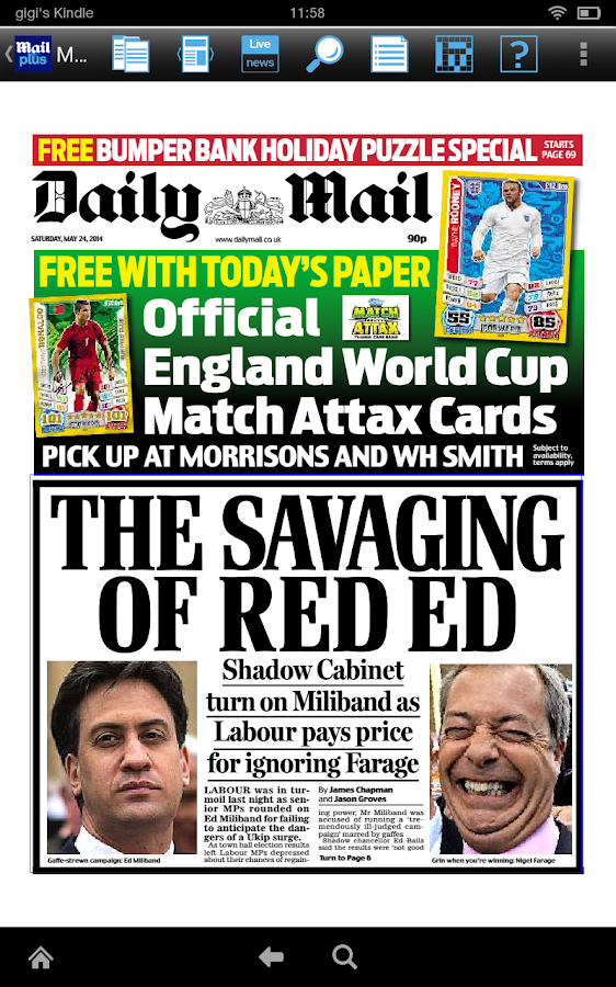 Daily Mail Plus - Android Apps on Google Play
