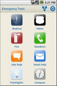 Emergency Tools screenshot 0