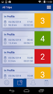 Drivesafe screenshot 1