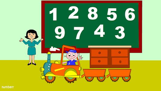 Kids Animal Game-Zoo TrainFULL screenshot 3