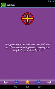 Health Facts screenshot 2