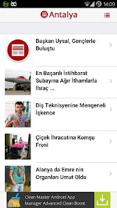 Antalya Haberleri screenshot 1
