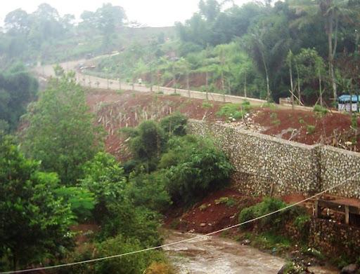 Kawasan Bandung Utara, harusnya menjadi daerah resapan air