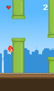 Turbo Birds: Fun Race screenshot 1