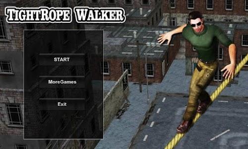 TightRope Walker 3D PLUS screenshot 0