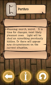 Fortune Teller (runes) screenshot 5