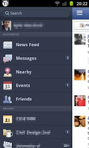 FBM for Facebook screenshot 1