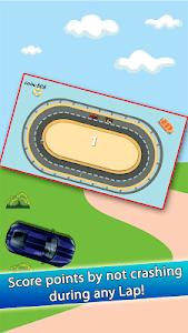 2 Cars 2 Lanes - Don't Crash! screenshot 1
