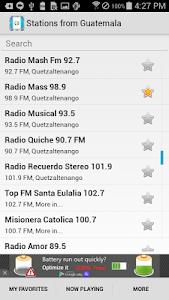 Radio Guatemala screenshot 16