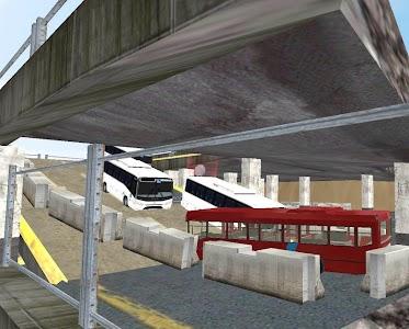 Bus Parking 3D Driver screenshot 20