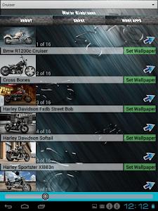 Motor Ringtones and Wallpapers screenshot 1