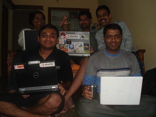 Indians use ubuntu