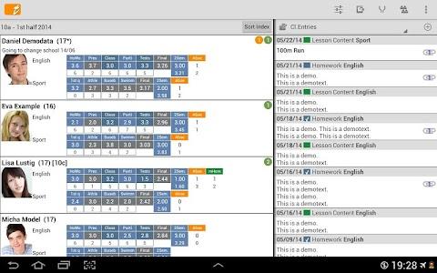 TAPUCATE - Teacher App screenshot 3