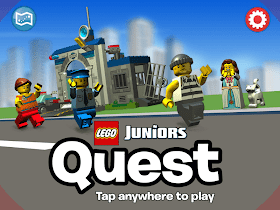 LEGO® Juniors Quest - screenshot thumbnail 01