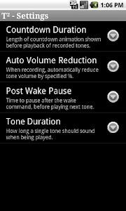 T² Hearing Adjuster screenshot 5