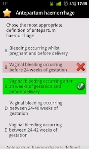 Obstetrics and Gynaecology Aid screenshot 2
