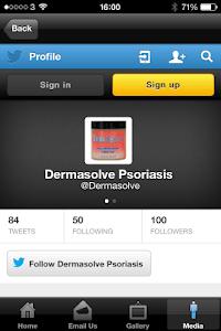 Dermasolve Psoriasis Treatment screenshot 3