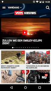 VTM NIEUWS screenshot 0