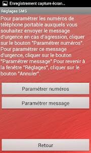 Alerte agression screenshot 2