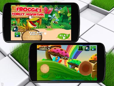 Froggie's Forest Adventure! screenshot 6
