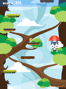 Giga Wolf Jump! screenshot 6