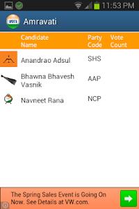 India Elections 2014 screenshot 5