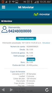 Movistar screenshot 2