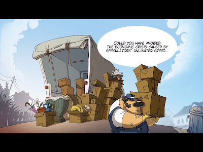 The Comics Level screenshot 8