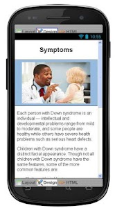 Down Syndrome Information screenshot 2