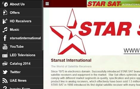 StarSat International screenshot 14