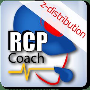 RCP Coach z-distribution