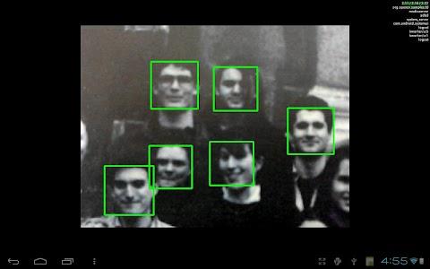 OpenCV Face Detection screenshot 1