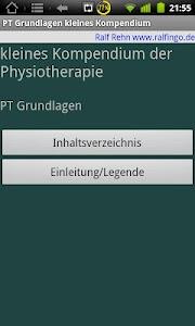 Physiokompendium PT Grundlagen screenshot 7