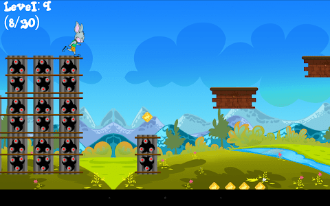 Bunny Rush Run screenshot 2