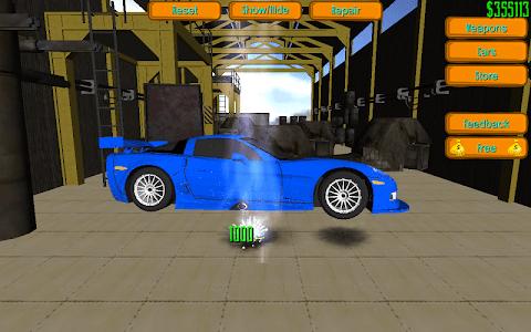 Car Crash 3D - Scratch n Dent screenshot 8