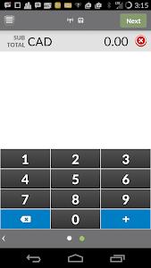 iCMP MPOS screenshot 1