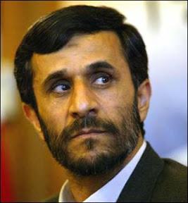 Il presidente iraniano, Mahmoud Ahmadinejad