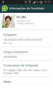 Fala Candidato screenshot 1