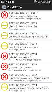 Fortbildung Rettungsdienst screenshot 2