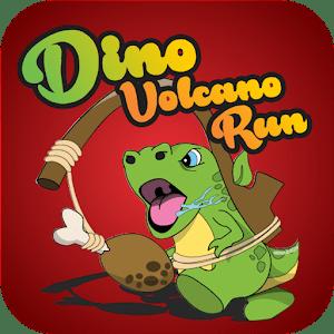 Dino Volcano Run