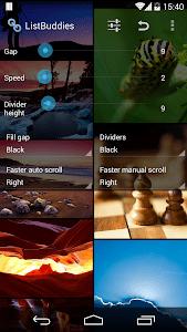 ListBuddies screenshot 1