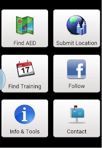 Defibrillator Map screenshot 14