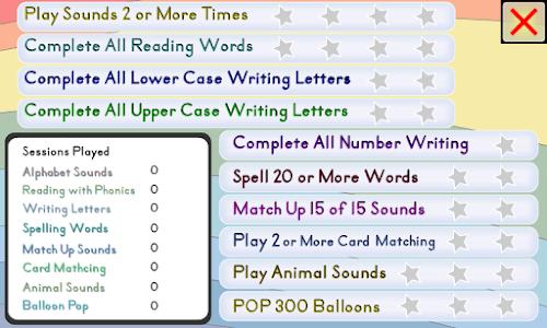 Learning Kids ABC Phonics Pro screenshot 2