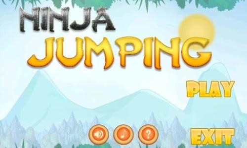 Ninja Jumping screenshot 3