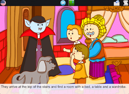 The Vampire's Castle (story) screenshot 14