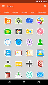 Sticko - Icon Pack screenshot 4