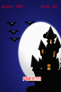 Bat Dark Night: Vampire Fight screenshot 3