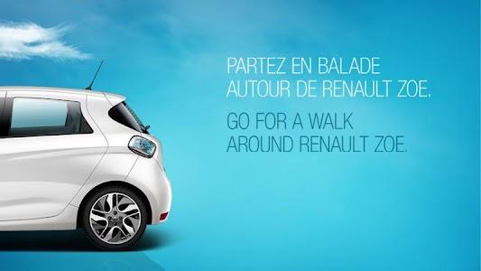 Renault ZOE für DE screenshot 4