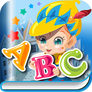 Pinocchio Teaching ABCs (Kids)