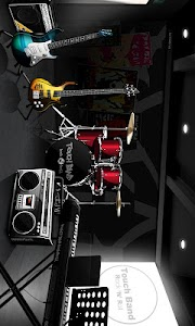 Touch band : Rock and Roll screenshot 0